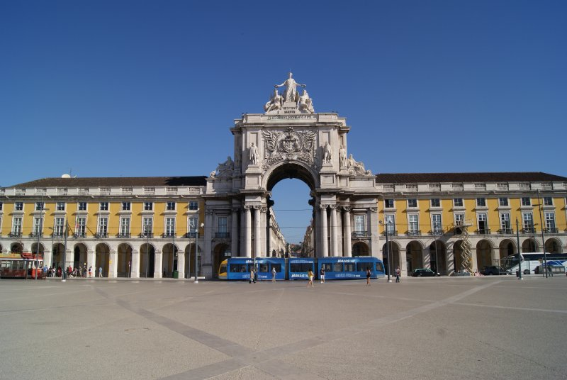 Praca do Comercio (Lisboa)