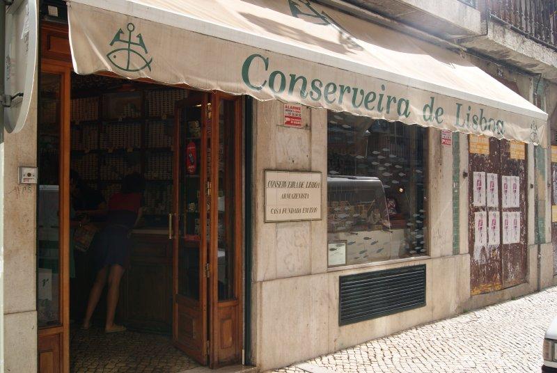 551 - Conserveira de Lisboa