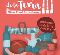 Mercat de la·Terra Barcelona