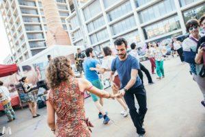 Brases&Swing en el Mercat de la Terra SlowFood BCN @ Barcelona