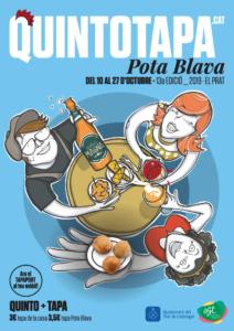 13a Edición Quintotapa Pota Blava de El Prat @ El Prat de Llobregat