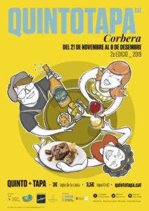 QuintoTapa Corbera de Llobregat @ Corbera de Llobregat