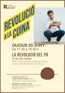 La Revolución del producto. El pan de verdad @ Mercat de la Plaça de Cuba