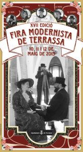 XVII Fira Modernista de Terrassa @ Terrassa