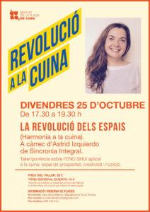 La Revolució a la cuina - La Revolució dels espais @ Mercat de la Plaça de Cuba