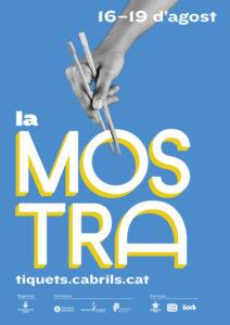 Mostra Gastronòmica, Comercial i d'Artesans - Cabrils @ Escola L'Olivera (Av. de les Escoles, 20)