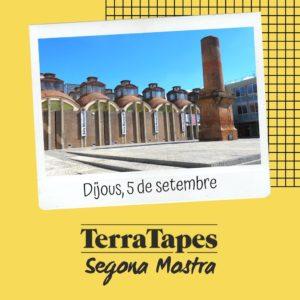 2a Mostra TerraTapes - Terrassa - Aplazado al 12/9 @ Pl. Didó