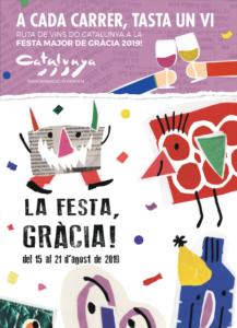 La ruta @DOCatalunya · Festes de Gràcia @ Gràcia