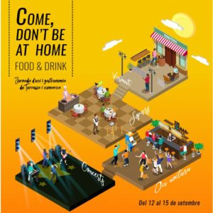 Come don't be at home FOOD & DRINK @ Terrassa