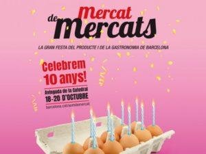 Mercat de Mercats - Barcelona @ Avinguda. de la Catedral de Barcelona