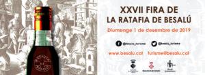 Fira de la Ratafia de Besalú @ Prat de Sant Pere, Plaça de la Llibertat i altres espais