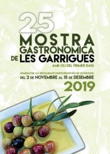 25a Mostra Gastronòmica de Les Garrigues