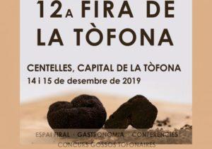 12a Fira de la Tòfona - Centelles