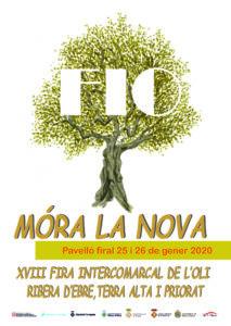 Fira Intercomarcal de l'Oli - Mora la Nova @ Pabellón Ferial