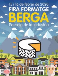 Fira del Formatge - Berga @ Passeig de la Indústria, Berga