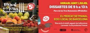 Mercat de la Terra SlowFood BCN · 5º Aniversario @ Barcelona