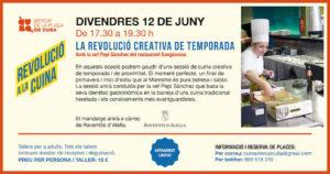 La (R)evolución creativa de temporada @ Mercat de la Plaça de Cuba