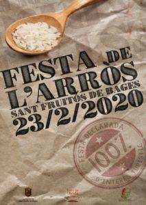 Festa de l'Arròs - Sant Fruitós de Bages @ Parc del Bosquet