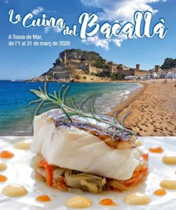 La Cuina del Bacallà a Tossa de Mar