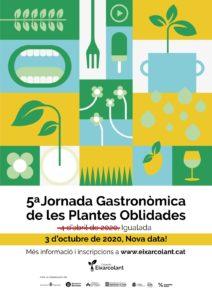 5a Jornada Gastronòmica de les Plantes Oblidades de Igualada @ Igualada